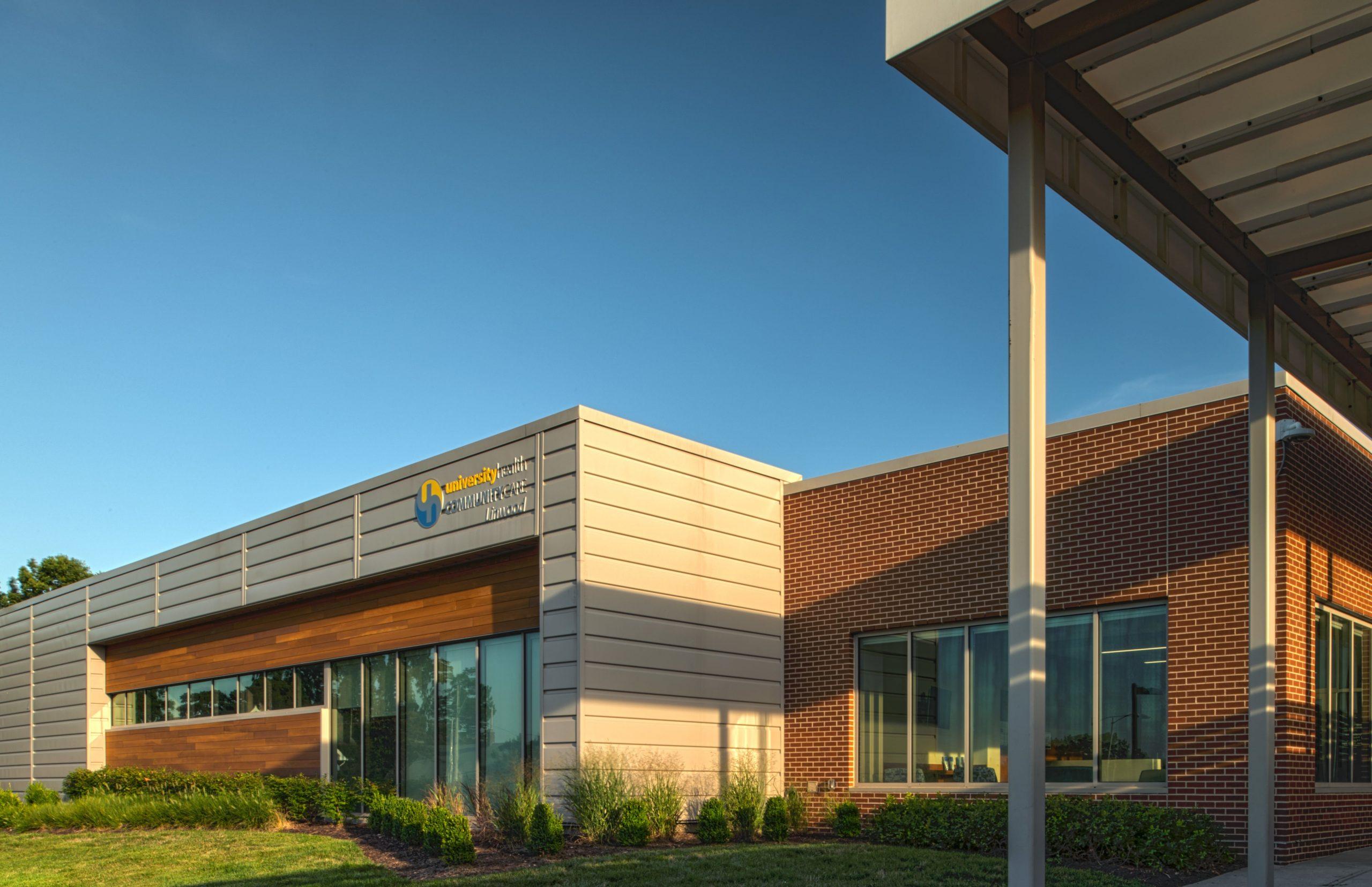 Linwood YMCA James B. Nutter Community Center