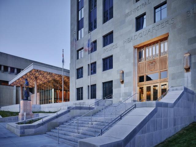 KCPD Headquarters Renovation