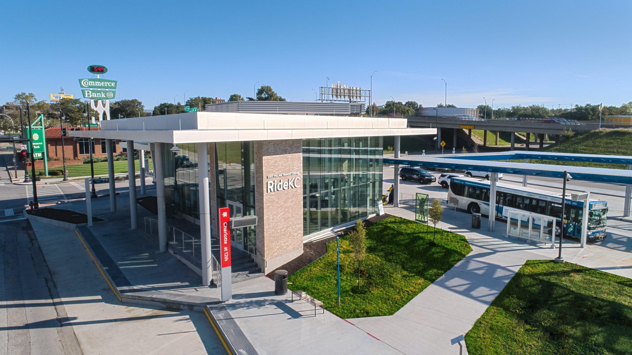 Prospect MAX Bus Rapid Transit (BRT)