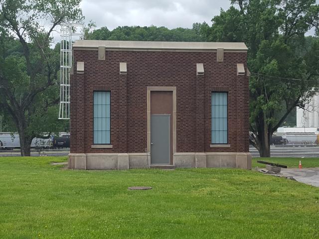 East Bottoms Pump Station